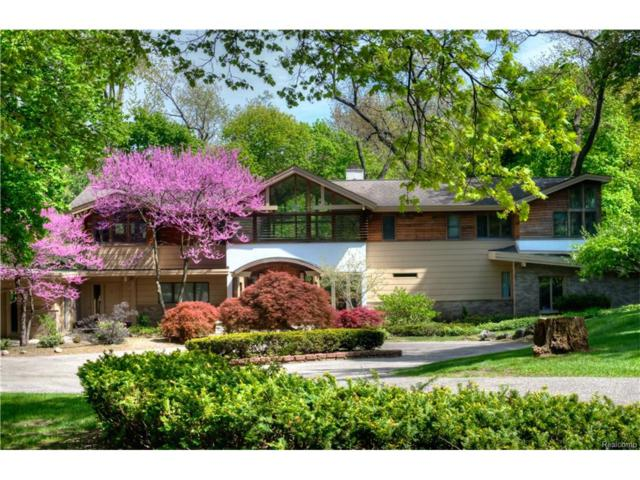 1750 Hillwood Drive, Bloomfield Hills, MI 48304 (#217040334) :: RE/MAX Classic