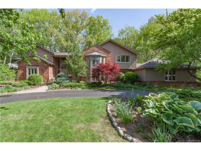 6129 Pickwood Drive, West Bloomfield Twp, MI 48322 (#217043043) :: Simon Thomas Homes