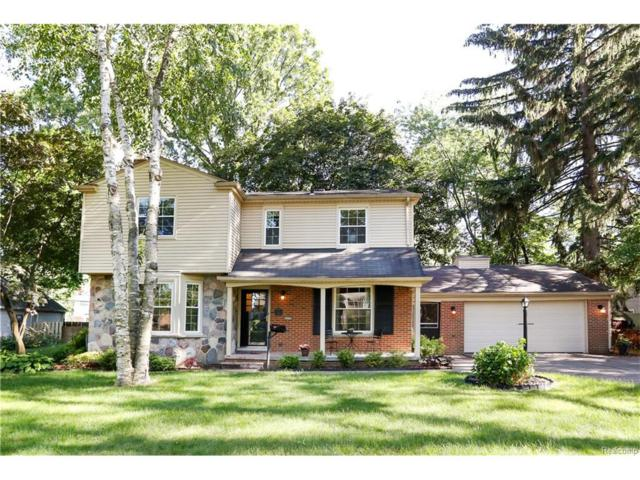 1615 Earlmont Road, Berkley, MI 48072 (#217043069) :: RE/MAX Vision