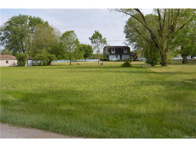 474 S Russell Drive, Clay Twp, MI 48001 (#217043970) :: RE/MAX Classic