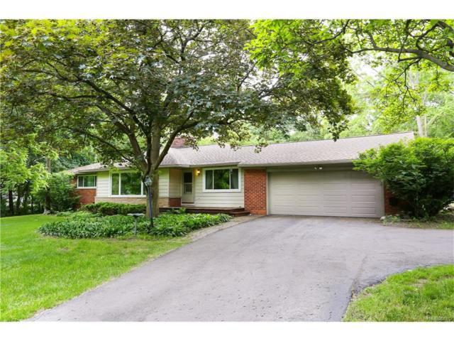 24880 N Cromwell Drive, Franklin Vlg, MI 48025 (#217047844) :: Simon Thomas Homes