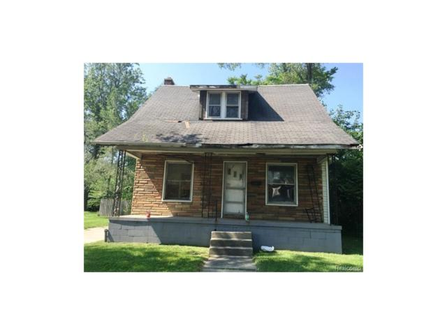 12915 Montrose Street, Detroit, MI 48227 (MLS #217049930) :: The Toth Team