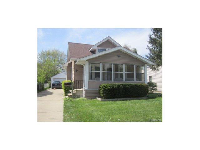 229 N Bywood Avenue, Clawson, MI 48017 (#217049986) :: RE/MAX Vision