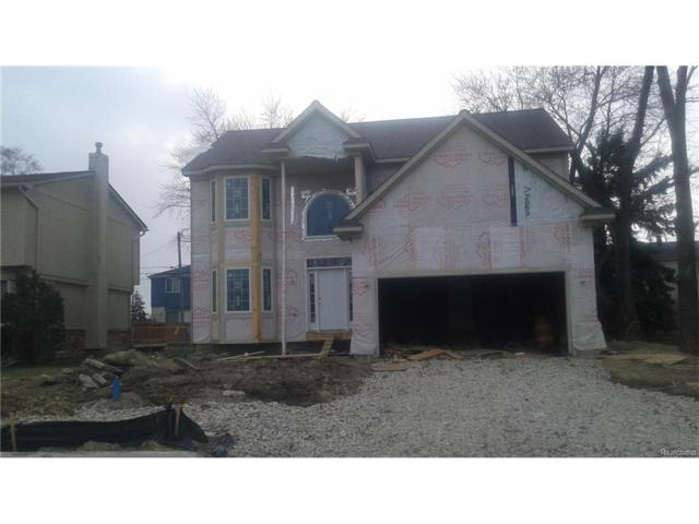 364 Boschma Street, Clawson, MI 48017 (#217050027) :: RE/MAX Vision