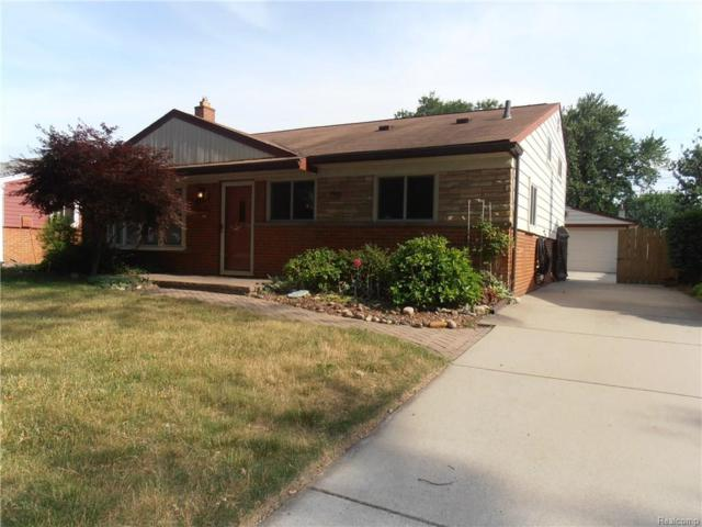1292 Elliott Avenue, Madison Heights, MI 48071 (#217050042) :: RE/MAX Vision