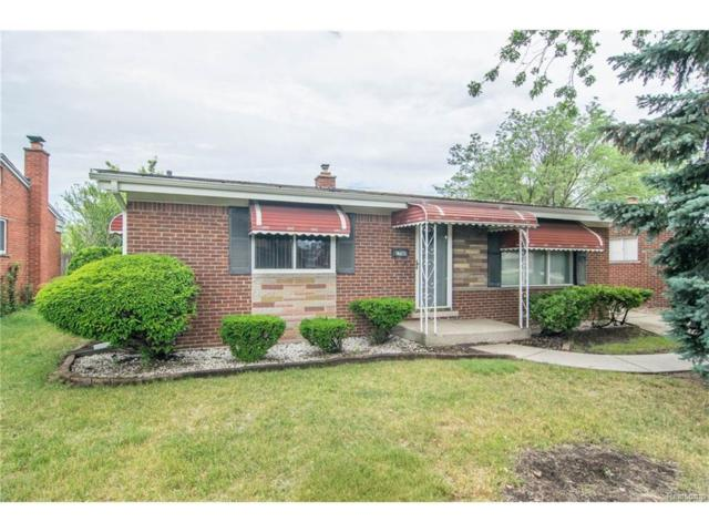 1700 Westbrook Drive, Madison Heights, MI 48071 (#217051311) :: RE/MAX Vision