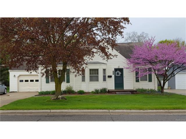 1017 Inglewood Avenue, Rochester, MI 48307 (#217051333) :: Simon Thomas Homes