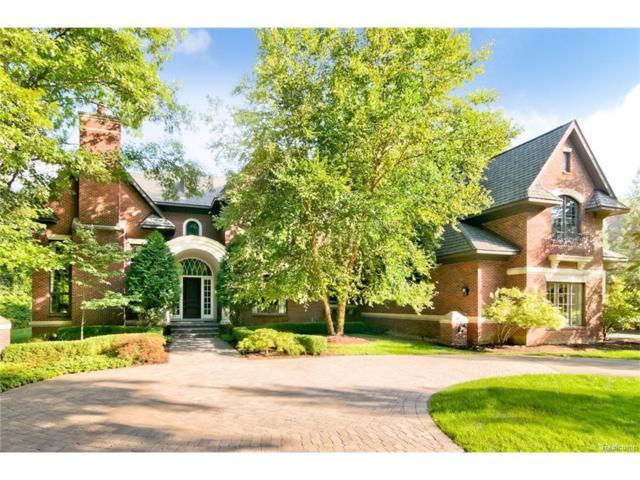 1881 Heron Ridge Drive, Bloomfield Twp, MI 48302 (#217051555) :: Simon Thomas Homes