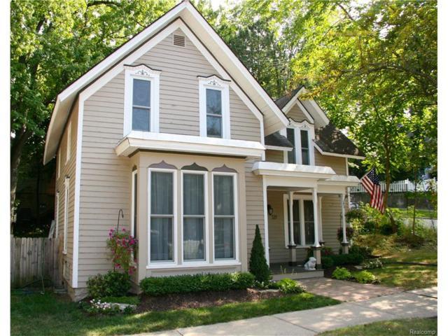 321 W 3RD Street, Rochester, MI 48307 (#217051979) :: Simon Thomas Homes