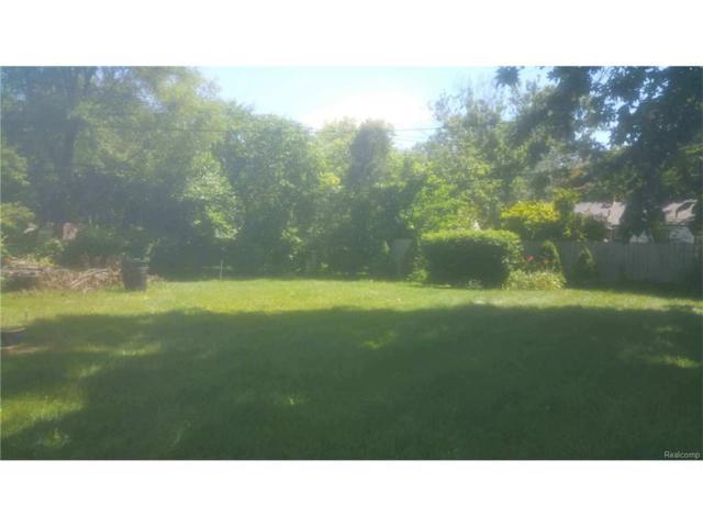 2356 Mcdowell Street, Ferndale, MI 48220 (#217052633) :: RE/MAX Vision