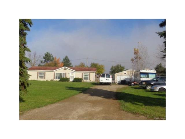 8030 W Henderson Road, Fairfield Twp, MI 48831 (MLS #217052648) :: The Toth Team
