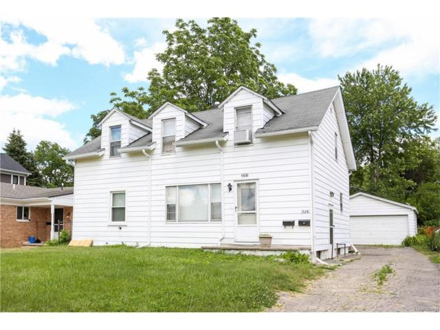 326 N Alice Avenue, Rochester, MI 48307 (#217052822) :: Simon Thomas Homes