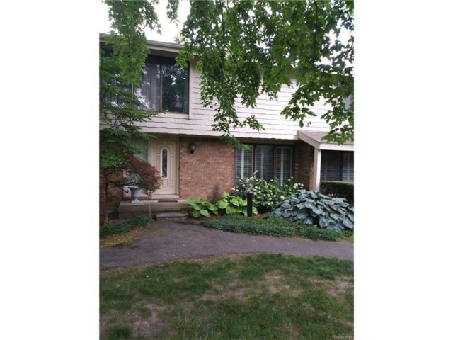 7328 Creek View Circle, West Bloomfield Twp, MI 48322 (#217053229) :: Simon Thomas Homes