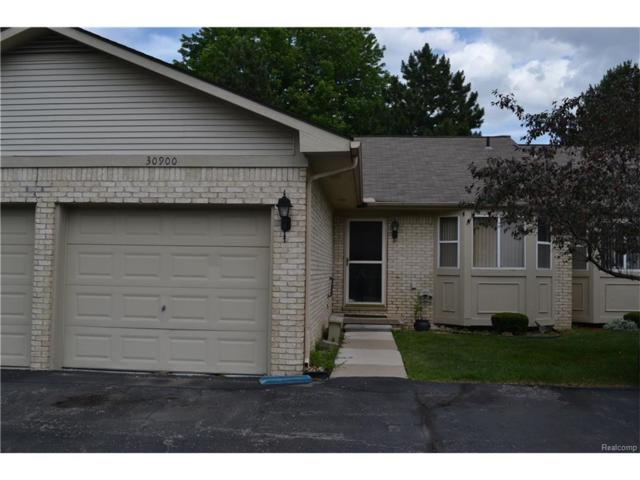 30900 Plum Lane Drive #10, Madison Heights, MI 48071 (#217053283) :: RE/MAX Vision