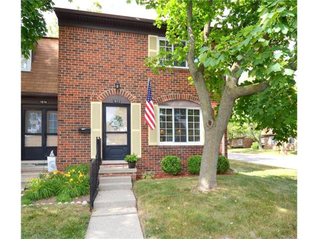 1972 Ridge Court, Royal Oak, MI 48073 (#217053609) :: RE/MAX Vision