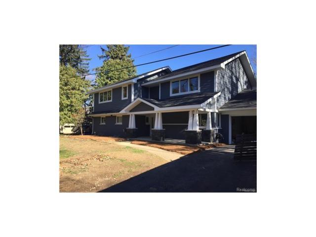 32616 Colony Hill Dr, Franklin Vlg, MI 48025 (#217053771) :: Simon Thomas Homes