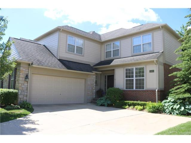 2453 Winding Brook Court #50, Rochester Hills, MI 48309 (#217053786) :: Simon Thomas Homes