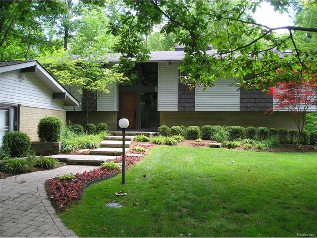 34111 Quaker Valley Lane, Farmington Hills, MI 48331 (#217053878) :: RE/MAX Classic