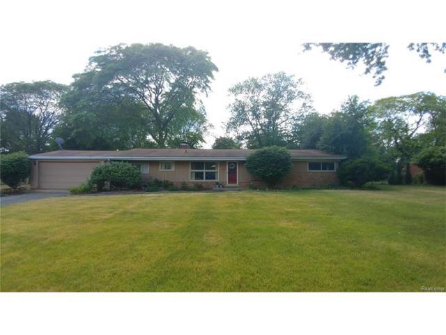 32615 Briarcrest Knolls, Farmington Hills, MI 48334 (#217053906) :: RE/MAX Classic