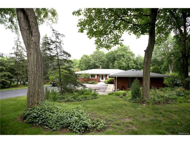 28726 Herndonwood Drive, Farmington Hills, MI 48334 (#217054068) :: RE/MAX Classic