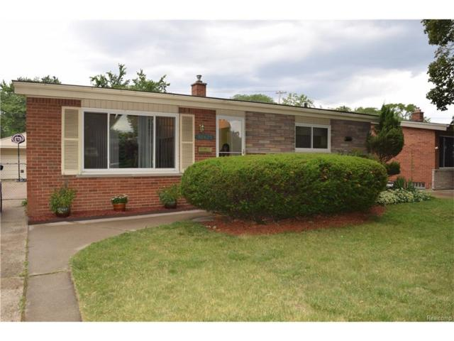 30425 Whittier Avenue, Madison Heights, MI 48071 (#217054169) :: RE/MAX Vision