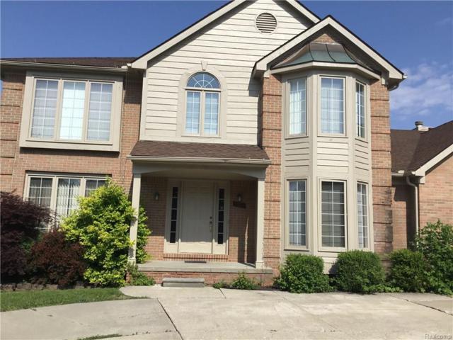 31098 Pine Cone Drive, Farmington Hills, MI 48331 (#217054235) :: RE/MAX Classic