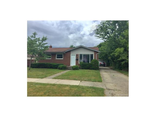 28321 Couzens Avenue, Madison Heights, MI 48071 (#217054242) :: RE/MAX Vision