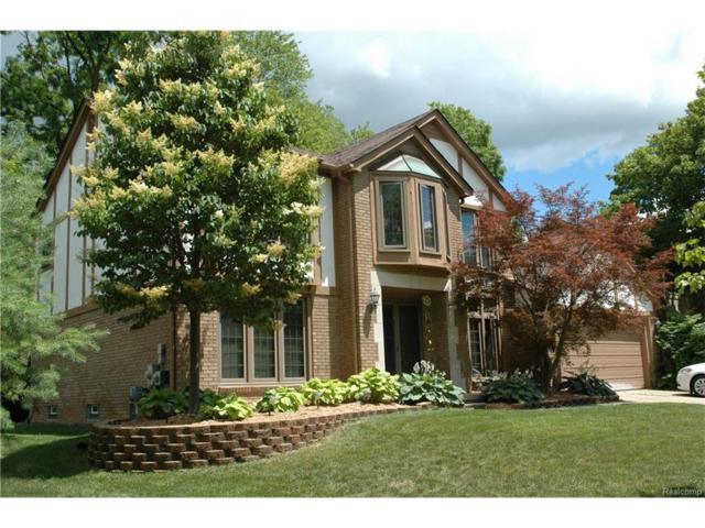 6432 Odessa Drive, West Bloomfield Twp, MI 48324 (#217054297) :: Simon Thomas Homes