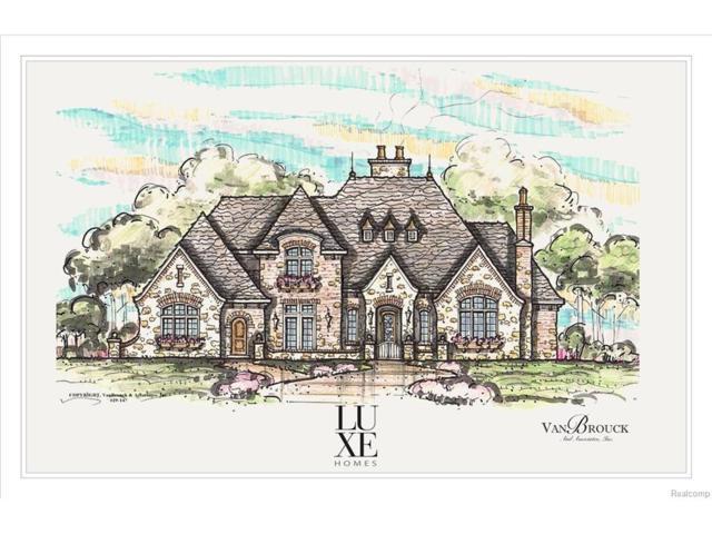465 Haverhill Rd Road, Bloomfield Hills, MI 48304 (#217054300) :: Simon Thomas Homes