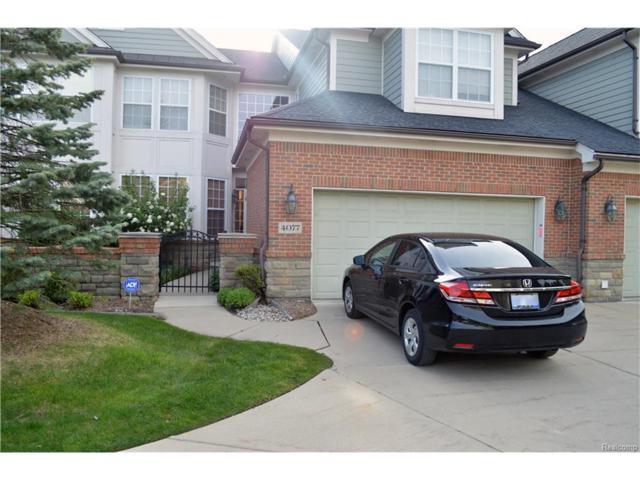 4077 Summerfield Drive # 25, Troy, MI 48085 (#217054301) :: Simon Thomas Homes