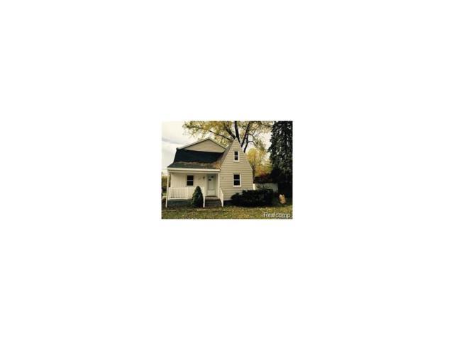 28511 Grayling Avenue, Farmington Hills, MI 48336 (#217054342) :: RE/MAX Classic