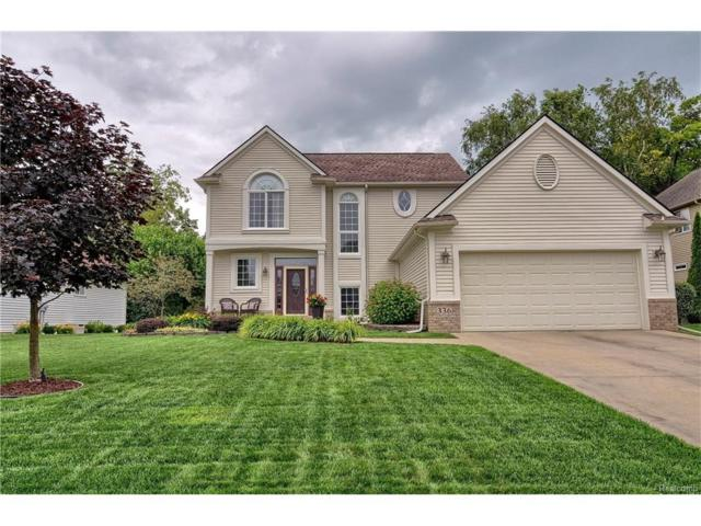 336 Pinecliff Court, Waterford Twp, MI 48327 (#217054425) :: RE/MAX Classic