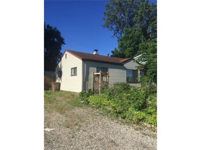 198 Lakeside Street, Pontiac, MI 48340 (#217054444) :: RE/MAX Vision