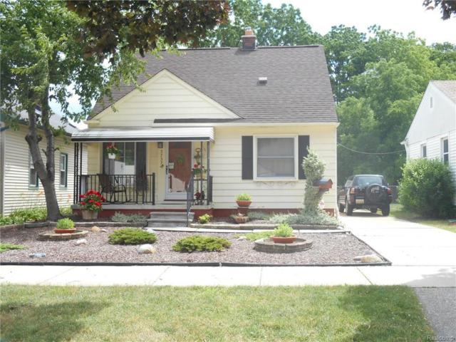 3737 Jackson Street, Dearborn, MI 48124 (#217054464) :: RE/MAX Classic