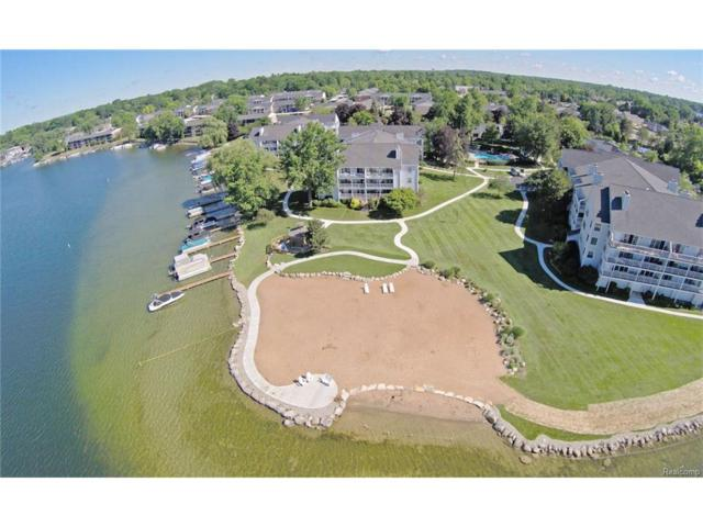 3559 Port Cove Drive #30, Waterford Twp, MI 48328 (#217054552) :: Simon Thomas Homes
