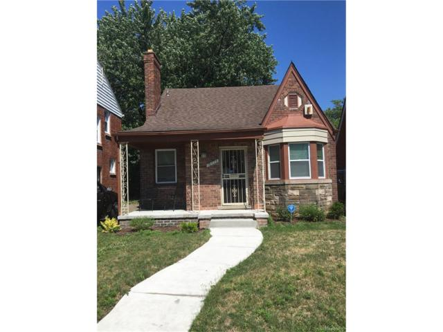 18674 Indiana Street, Detroit, MI 48221 (MLS #217059446) :: The Toth Team