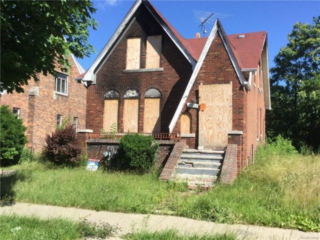 12233 Wilfred Street, Detroit, MI 48213 (#217059461) :: Metro Detroit Realty Team | eXp Realty LLC
