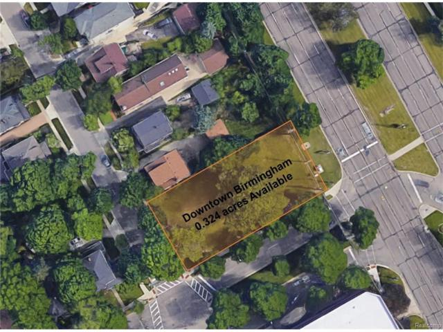 404 Park St., Birmingham, MI 48009 (MLS #217059944) :: The Toth Team