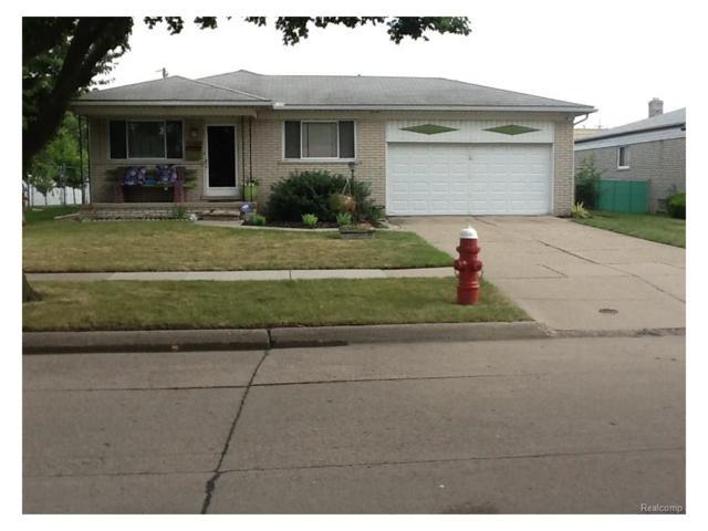 11644 Herbert Avenue, Warren, MI 48089 (#217060500) :: Metro Detroit Realty Team | eXp Realty LLC