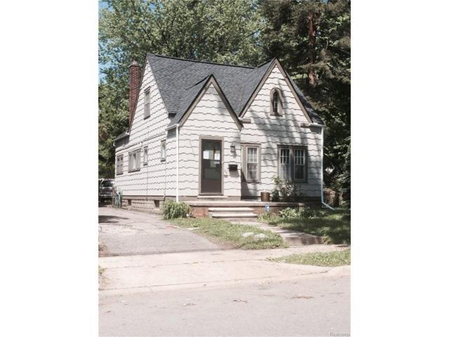 66 S Genesee Avenue, Pontiac, MI 48341 (#217060594) :: Simon Thomas Homes