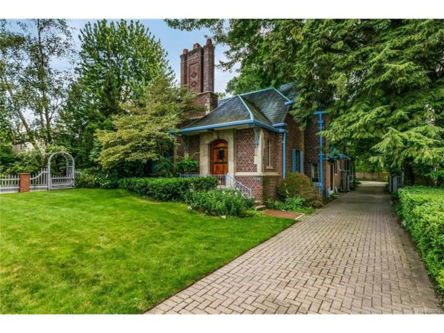 225 Touraine Road, Grosse Pointe Farms, MI 48236 (#217061368) :: Duneske Real Estate Advisors