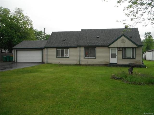 30155 Fort Road, Brownstown Twp, MI 48173 (#217061783) :: RE/MAX Classic