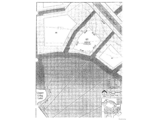 2761 Turtle Lake, Bloomfield Twp, MI 48302 (#217062032) :: RE/MAX Classic