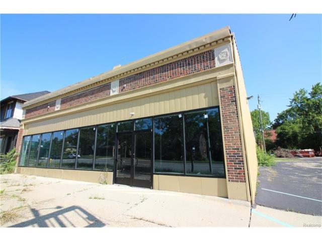 606 W Huron Street, Pontiac, MI 48341 (#217063117) :: RE/MAX Classic