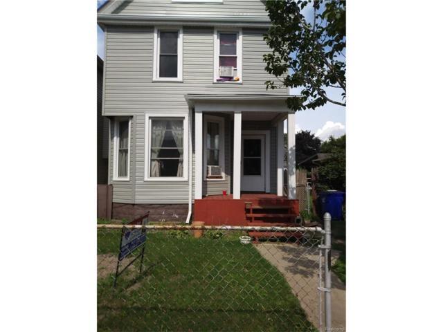 1048 Junction, Detroit, MI 48209 (#217065530) :: RE/MAX Classic
