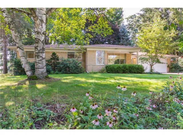 518 Clair Hill Dr. Drive, Rochester Hills, MI 48309 (#217067610) :: Simon Thomas Homes