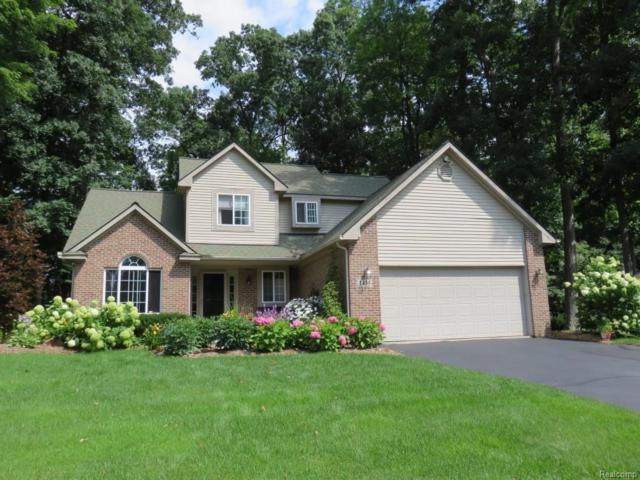 1435 Odette, Hartland Twp, MI 48353 (#217067842) :: The Buckley Jolley Real Estate Team