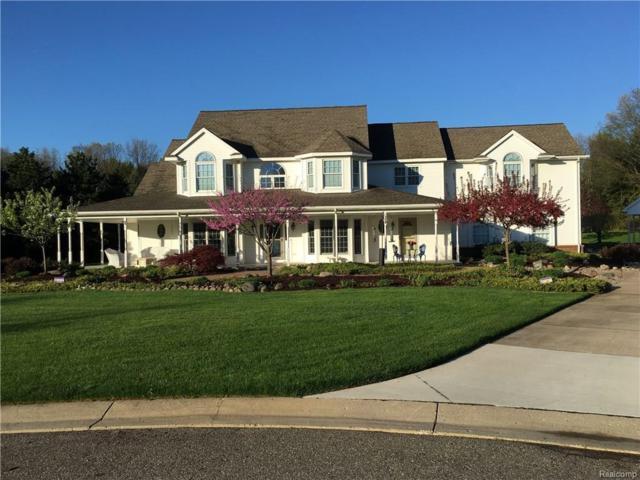 2842 Deer Ridge Drive, Milford Twp, MI 48381 (#217069083) :: RE/MAX Classic