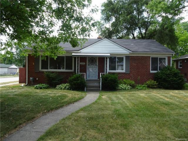 23411 Norwood Street, Oak Park, MI 48237 (#217069107) :: Metro Detroit Realty Team   eXp Realty LLC