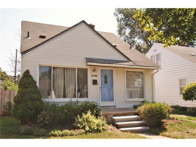3796 Phillips Avenue, Berkley, MI 48072 (#217070123) :: RE/MAX Vision